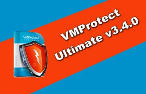 VMProtect Ultimate v3.4.0 Torrent