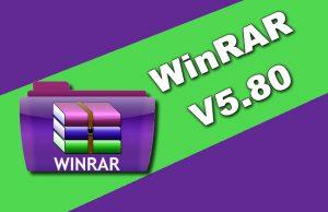 WinRAR 5.80 Torrent