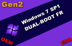 Windows 7 SP1 DUAL-BOOT FR Torrent