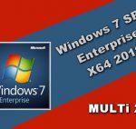 Windows 7 SP1 Enterprise X64 MULTi-23 DEC 2019