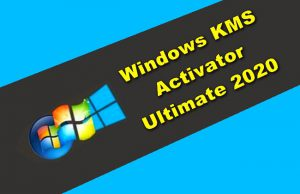 Windows KMS Activator Ultimate 2020 Torrent
