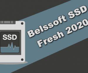 belssoft SSD Fresh 2020