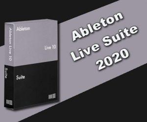 Ableton Live Suite 2020