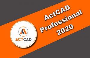 ActCAD Professional 2020