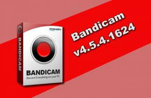 Bandicam v4.5.4.1624 Torrent