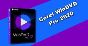 Corel WinDVD Pro 2020