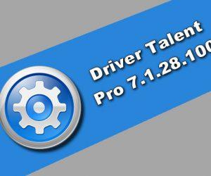 Driver Talent Pro 7.1.28.100