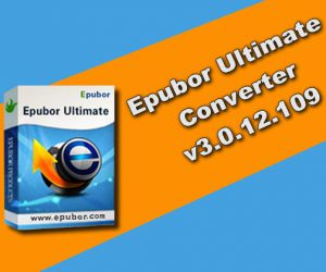 Epubor Ultimate Converter v3.0.12.109 Torrent