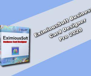 EximiousSoft Business Card Designer Pro 2020
