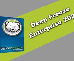Faronics Deep Freeze Enterprise v8.60.220.5582