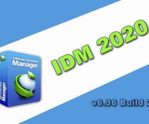IDM 2020 Torrent