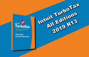 Intuit TurboTax All Editions 2019 R13 Torrent