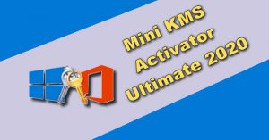 KMS Activator Ultimate 2020 Torrent