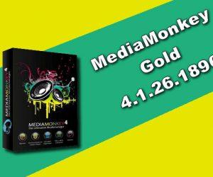 MediaMonkey Gold 4.1.26.1896