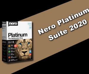 Nero Platinum Suite 2020 Torrent