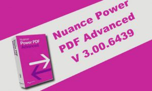 Nuance Power PDF Advanced 3.00.6439