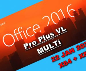 Office 2016 Pro Plus VL Fr 22 JAN 2020