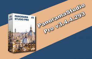 PanoramaStudio Pro v3.4.4.293