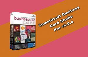 Summitsoft Business Card Studio Pro v6.0.4