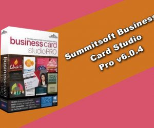 Summitsoft Business Card Studio Pro v6.0.4