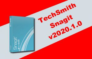 TechSmith Snagit v2020.1.0 Torrent
