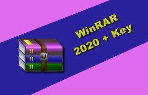WinRAR 2020 + Key
