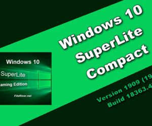 Windows 10 SuperLite Compact