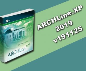 ARCHLine.XP 2019