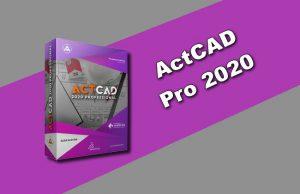 ActCAD Pro 2020