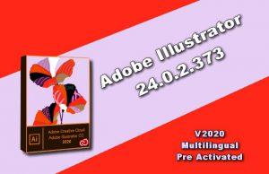 Adobe Illustrator 24.0.2.373 Torrent