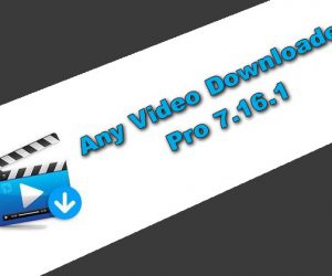 Any Video Downloader Pro 7.16.1