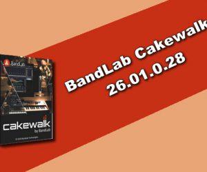 BandLab Cakewalk 26.01.0.28