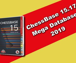 ChessBase 15.17 + Mega Database 2019