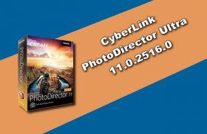 CyberLink PhotoDirector Ultra 11.0.2516.0