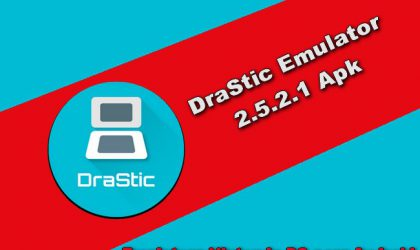 DraStic Emulator 2.5.2.1 Apk