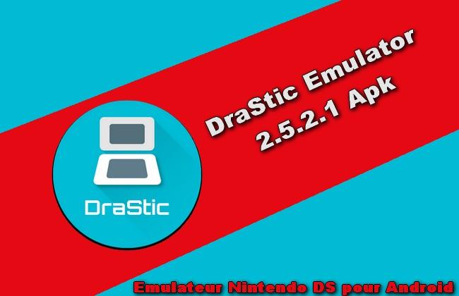 Photo of DraStic Emulator 2.5.2.1 Apk