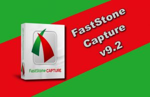 FastStone Capture v9.2