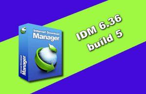 IDM 6.36 build 5 Torrent