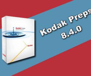 Kodak Preps 8.4.0