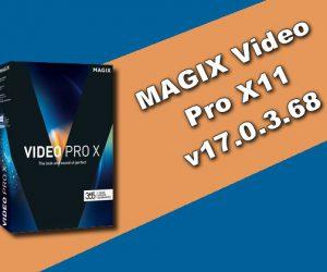 MAGIX Video Pro X11 v17.0.3.68