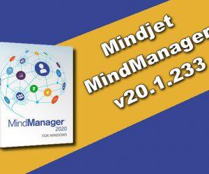 Mindjet MindManager v20.1.233
