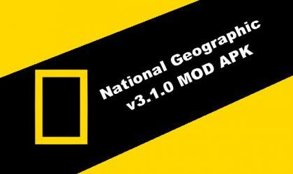 National Geographic v3.1.0 MOD APK
