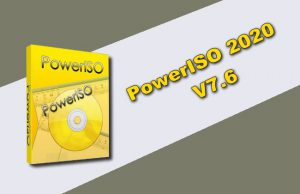 PowerISO 2020 Torrent