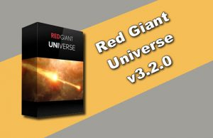 Red Giant Universe v3.2.0