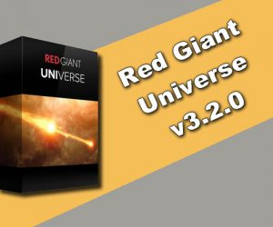 Red Giant Universe v3.2.0