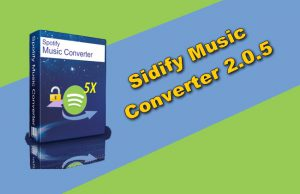 Sidify Music Converter 2.0.5