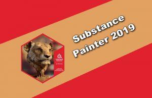 Substance Painter 2019