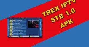 TREX IPTV STB 1.0 APK