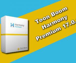 Toon Boom Harmony Premium 17.0.2