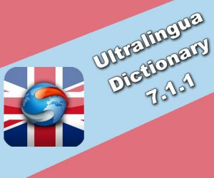 Ultralingua Dictionary 7.1.1